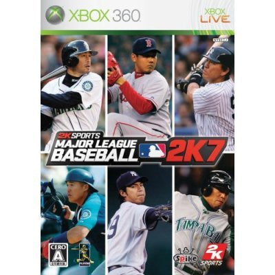 Image for Major League Baseball 2K7
