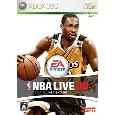 Image for NBA Live 08