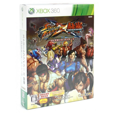Image for Street Fighter X Tekken [Collector's Package]