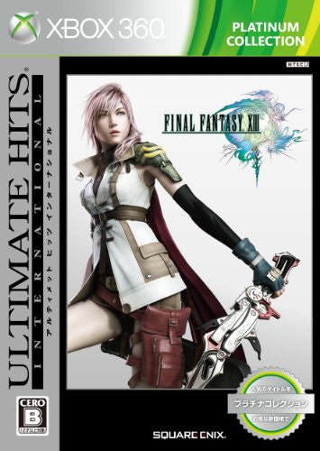 Image 1 for Final Fantasy XIII International (Ultimate Hits Platinum Collection)