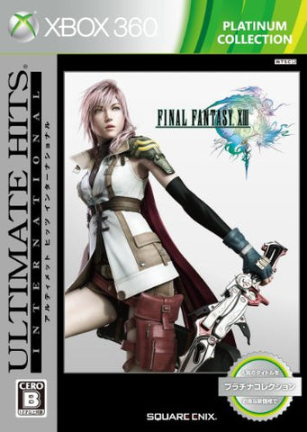 Image for Final Fantasy XIII International (Ultimate Hits Platinum Collection)