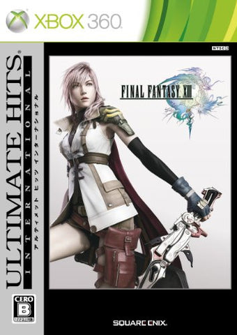 Image for Final Fantasy XIII International (Ultimate Hits)