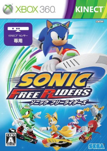 Image 1 for Sonic Free Riders