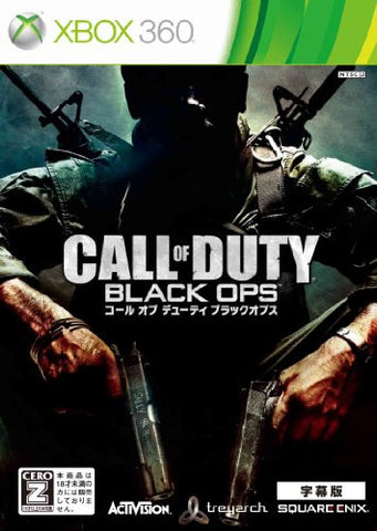 Image for Call of Duty: Black Ops (Subtitled Edition)