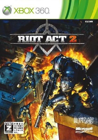 Image for Riot Act 2