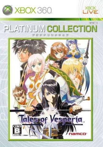 Image for Tales of Vesperia (Platinum Collection)
