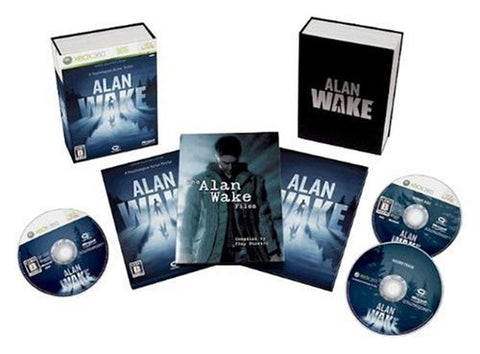 Image for Alan Wake [Limited Collector's Edition]