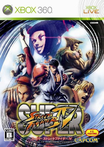 Image for Super Street Fighter IV [Collectors Package]