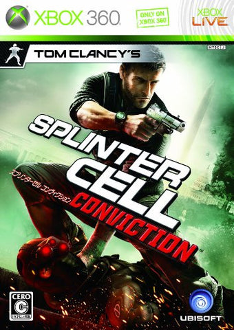 Image for Tom Clancy's Splinter Cell: Conviction