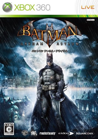 Image for Batman: Arkham Asylum