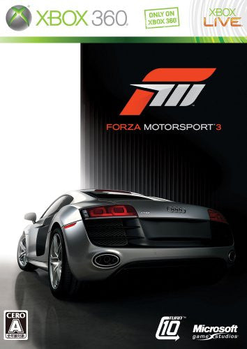 Image 1 for Forza Motorsport 3