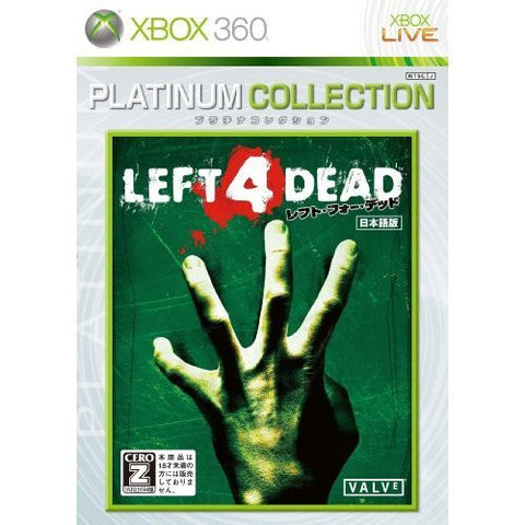Image for Left 4 Dead (Platinum Collection)