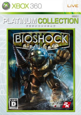 Image for BioShock (Platinum Collection)