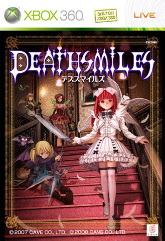 Image for Death Smiles