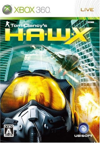 Image for Tom Clancy's H.A.W.X.