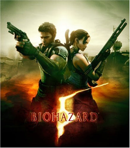 Image for Biohazard 5 [Deluxe Edition]