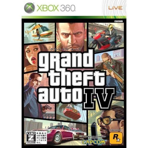 Image for Grand Theft Auto IV