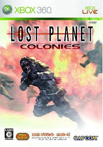 Image for Lost Planet: Colonies