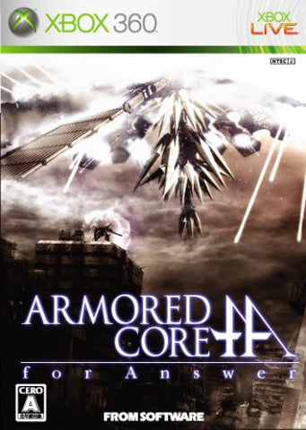 Image for Armored Core: For Answer