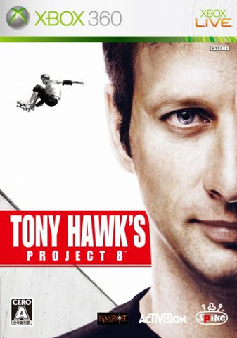 Image for Tony Hawk's Project 8