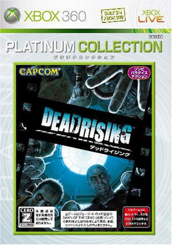 Image for Dead Rising (Platinum Collection)