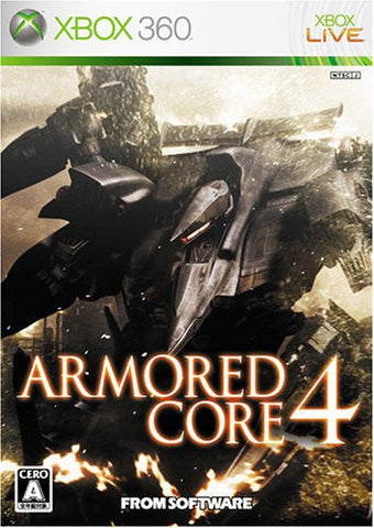 Image for Armored Core 4
