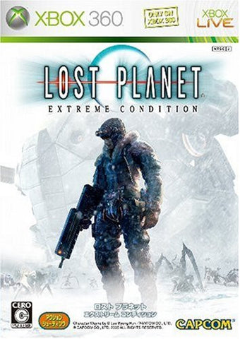 Image for Lost Planet: Extreme Condition