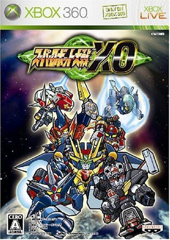 Image for Super Robot Taisen XO