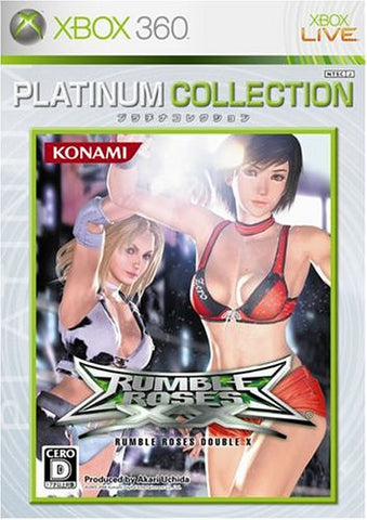 Image for Rumble Roses XX (Platinum Collection)