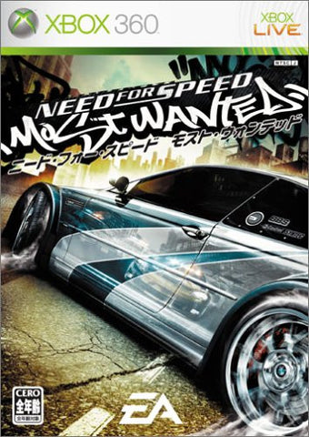Image for Need for Speed Most Wanted