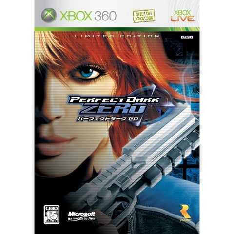 Image for Perfect Dark Zero (First Print Limited Edition)
