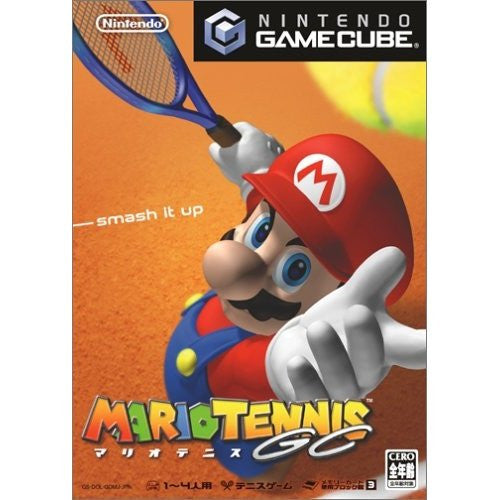 Image 1 for Mario Tennis GC