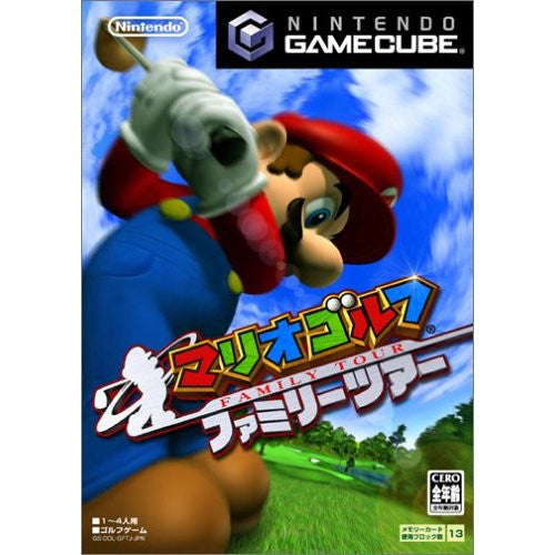 Image 1 for Mario Golf: Toadstool Tour