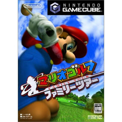 Image for Mario Golf: Toadstool Tour