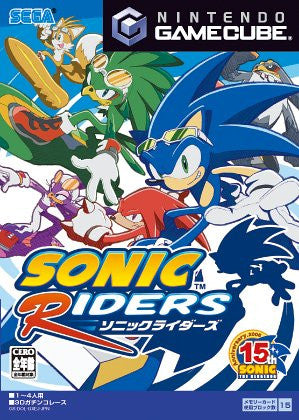 Image for Sonic Riders