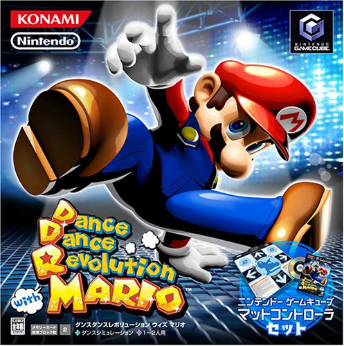 Image 1 for Dance Dance Revolution with Mario (w/ Dancing Controller)