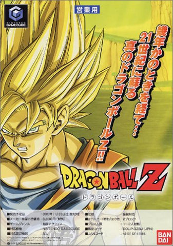 Image for Dragon Ball Z: Budokai
