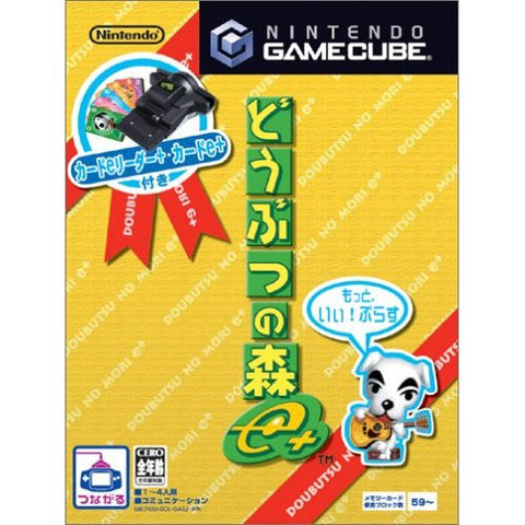 Image for Animal Crossing e+ (incl. e+ Card Reader)