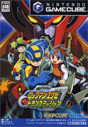 Image for RockMan EXE Transmission
