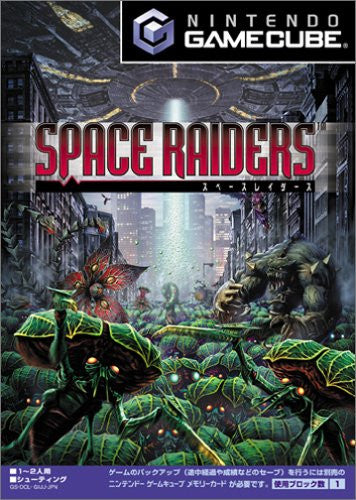 Image 1 for Space Raiders
