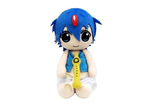 Image for Magi - Labyrinth of Magic - Aladdin - Kuttari Cushion Vol. 1 - S (Bandai)