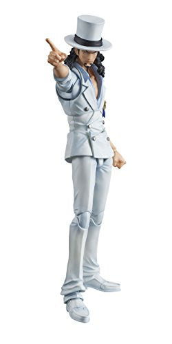 Image 5 for One Piece Film Gold - Hattori - Rob Lucci - Variable Action Heroes (MegaHouse)