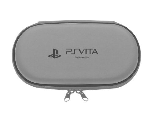 Image 1 for Hard Pouch for PlayStation Vita (Silver)