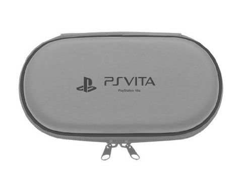 Image for Hard Pouch for PlayStation Vita (Silver)
