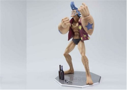 Image 3 for One Piece - Franky - Excellent Model - Portrait Of Pirates Neo (MegaHouse)
