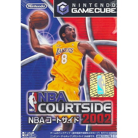 Image for NBA Courtside 2002