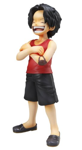 Image 7 for One Piece - Monkey D. Luffy - Portrait Of Pirates MILD - Excellent Model - 1/8 - CB-EX Brothers Bond (MegaHouse)
