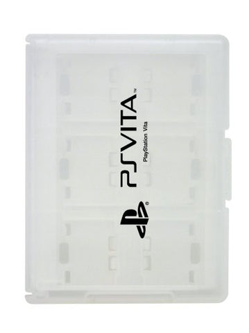 Image for Card Case 24 for PlayStation Vita (White)