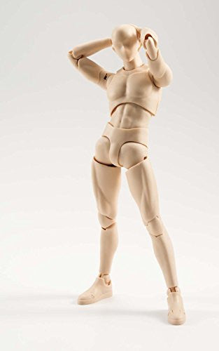Image 4 for S.H.Figuarts - Body-kun - Pale Orange Color Ver. (Bandai)