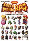 Image 1 for Super Mario Rpg: Legend Of The Seven Stars Nintendo Official Guide Complete Book / Snes